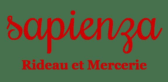 Sapienza Rideau et Mercerie Logo_Website